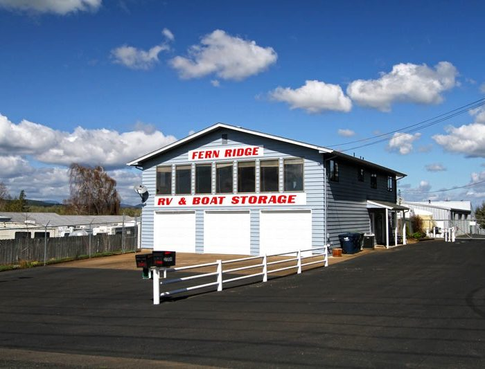 Fern Ridge RV & Boat Storage