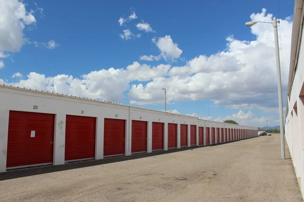 Small Town Storage – Tucson, AZ