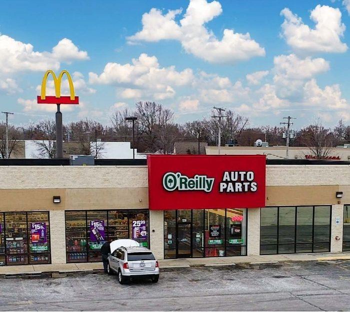 O'Reilly Auto Parts – Kankakee, IL