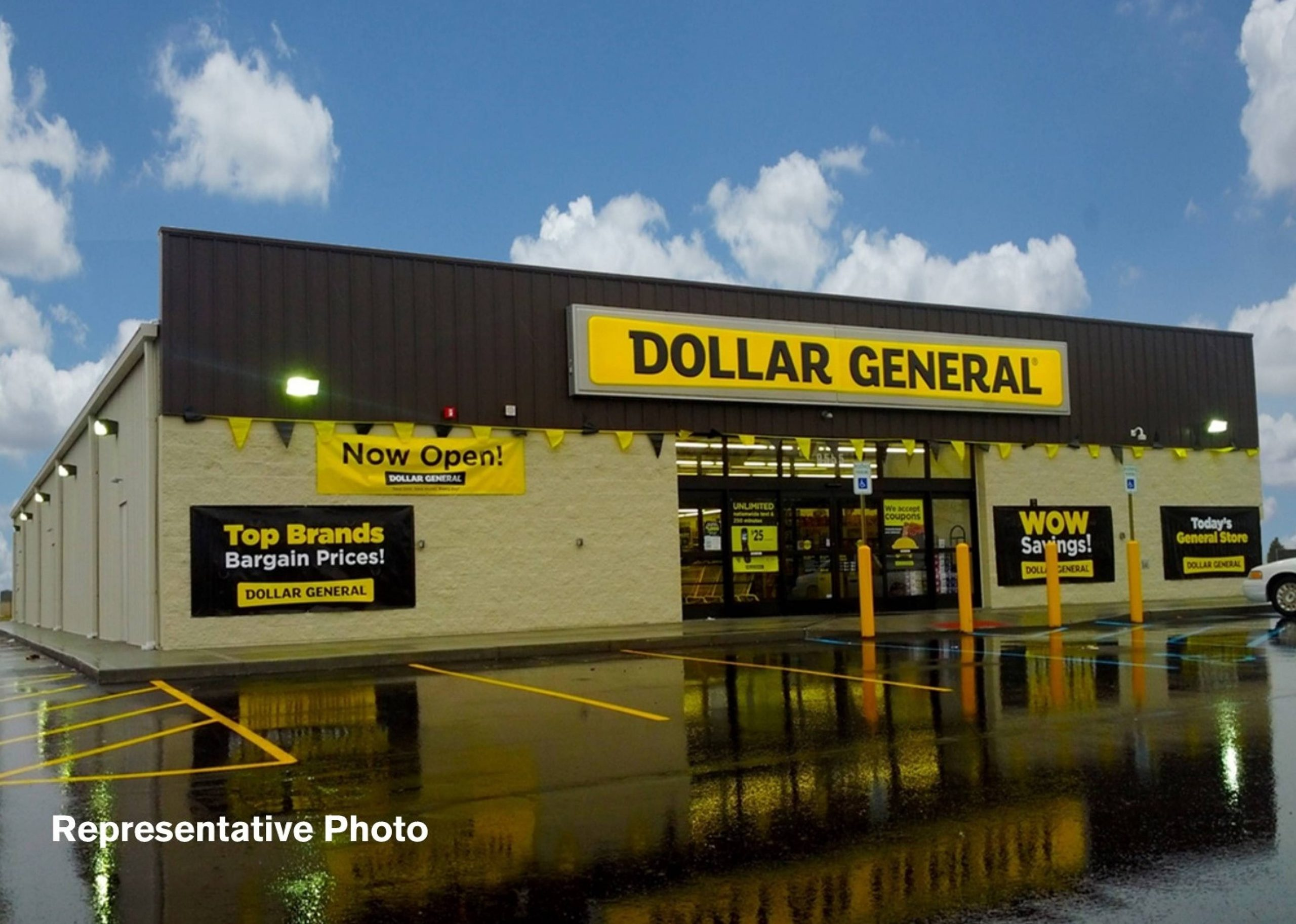 Dollar General – Surgoinsville, TN