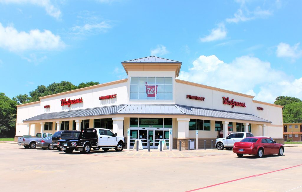 Walgreens – Mt. Pleasant, TX