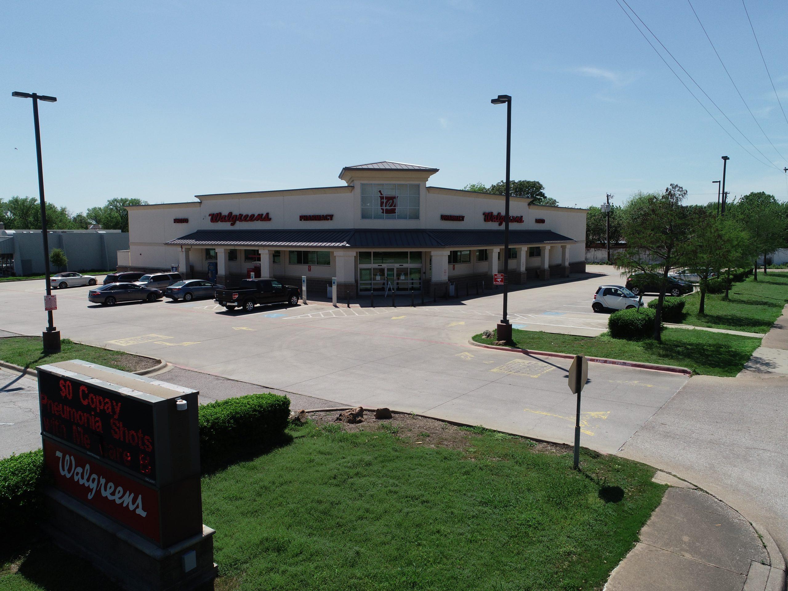 Walgreens – Plano, TX