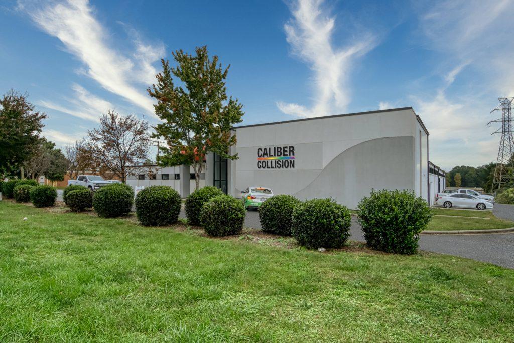 Caliber Collision – Greensboro, NC
