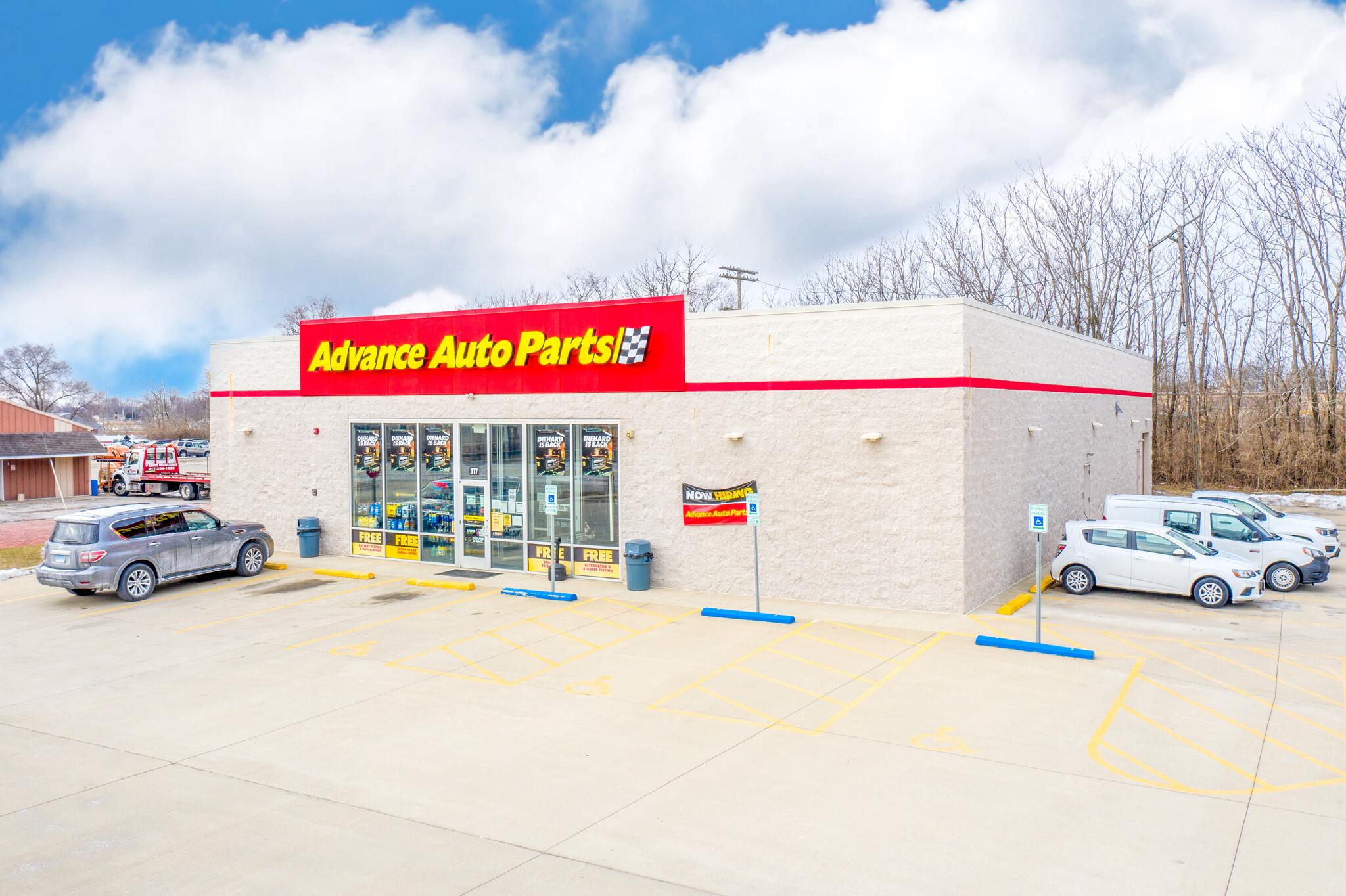 Advance Auto – Mattoon, IL