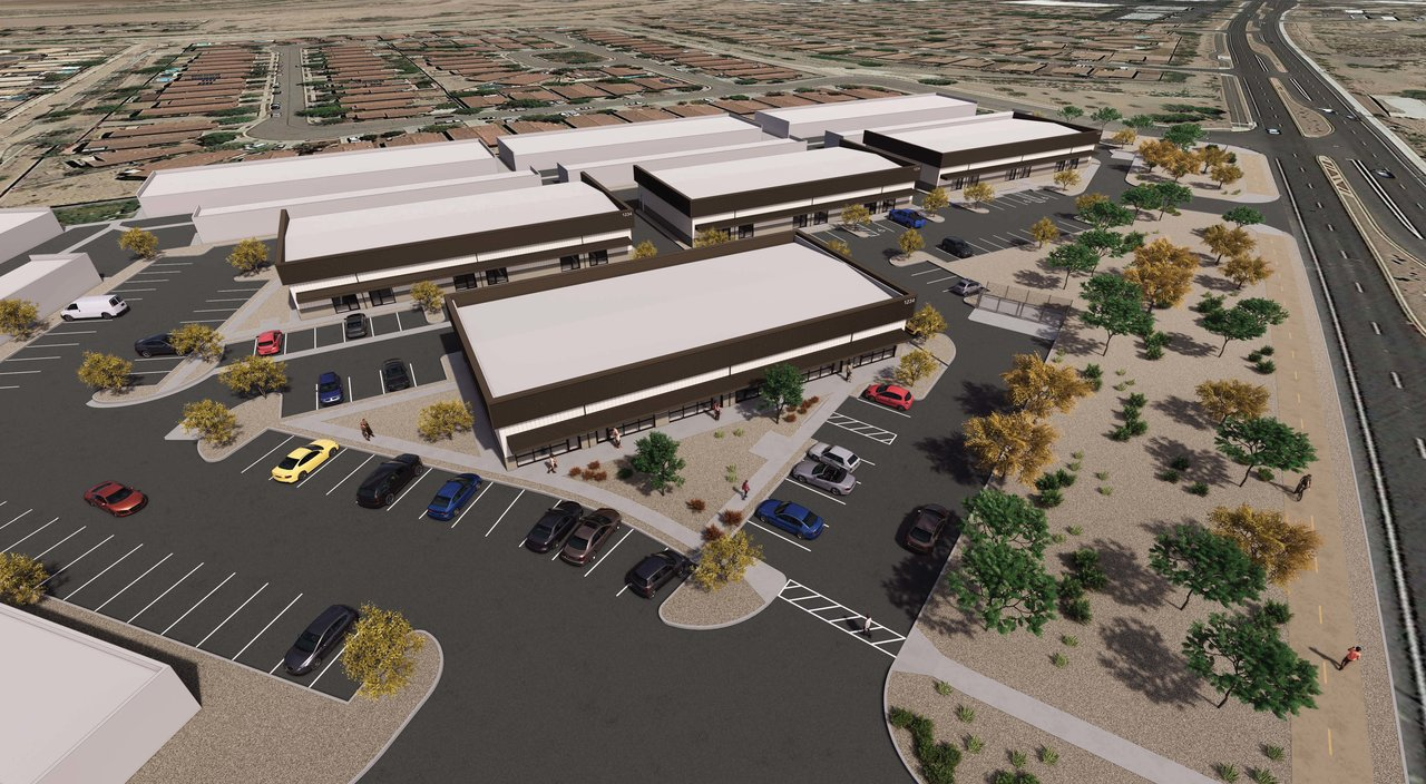 Sunset Ranch Flex Center – Tucson, AZ