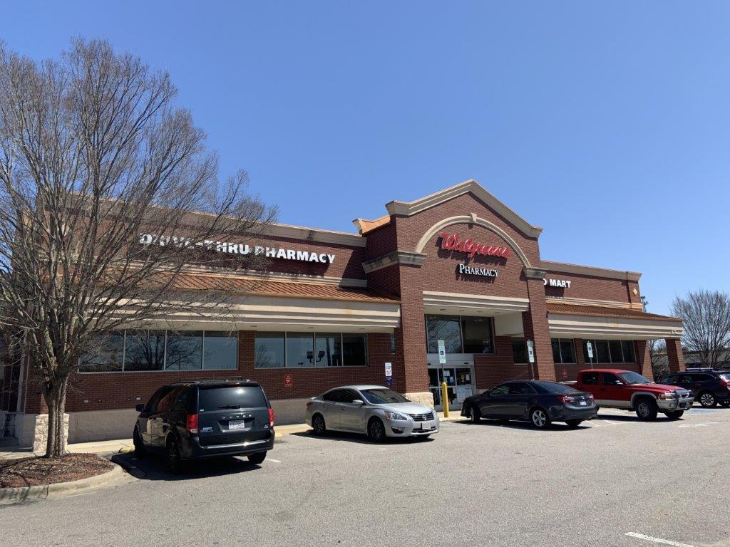 Walgreens – Henderson, NC