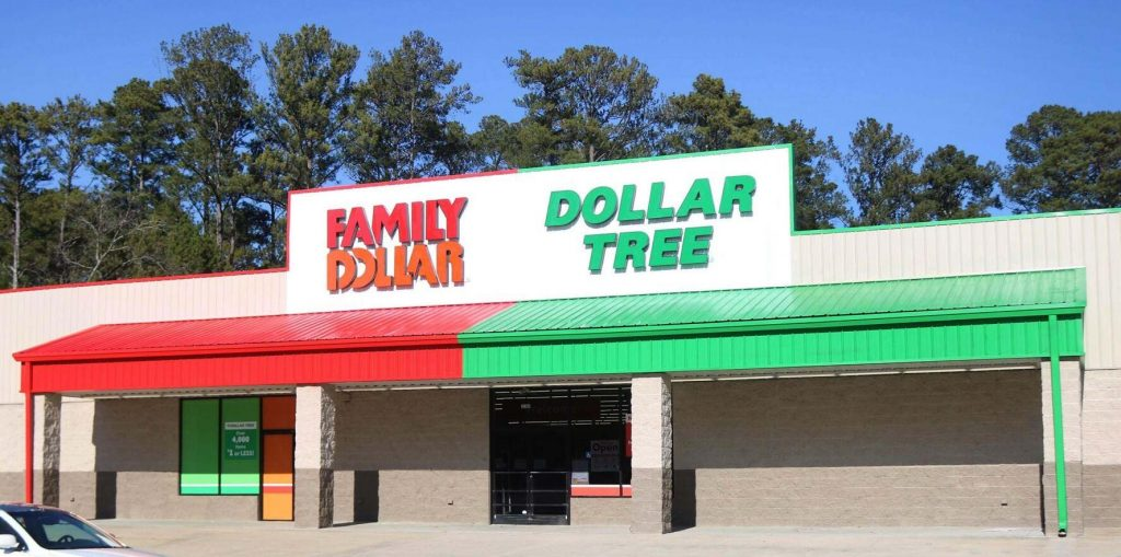 Family Dollar Tree – Jackson, SC