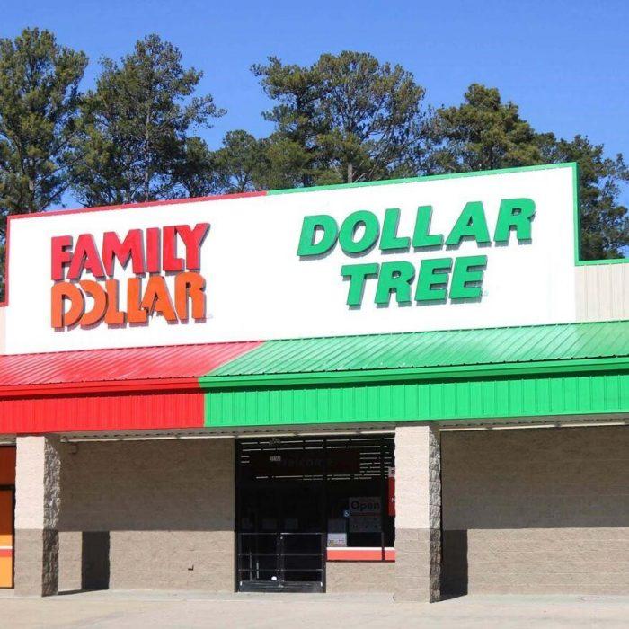 Family Dollar Tree